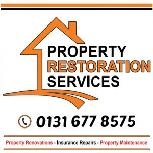 Builders in Edinburgh - Property Restoration Services