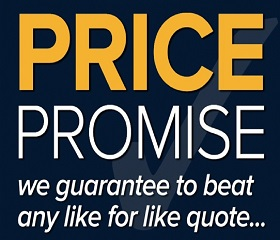 Price Promise Guarantee, Property Restoration Services