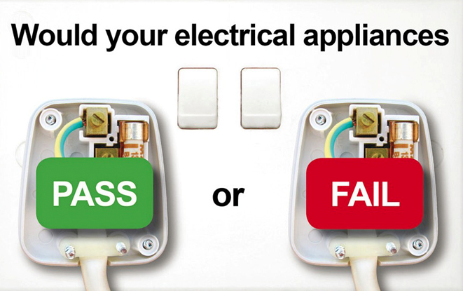 Pat Testing - Portable Appliance Testing - property restoration services