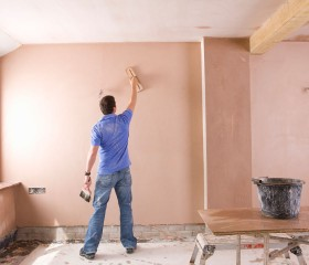 Plasterers In Edinburgh - Local Edinburgh Plasterers, Property Restoration Services