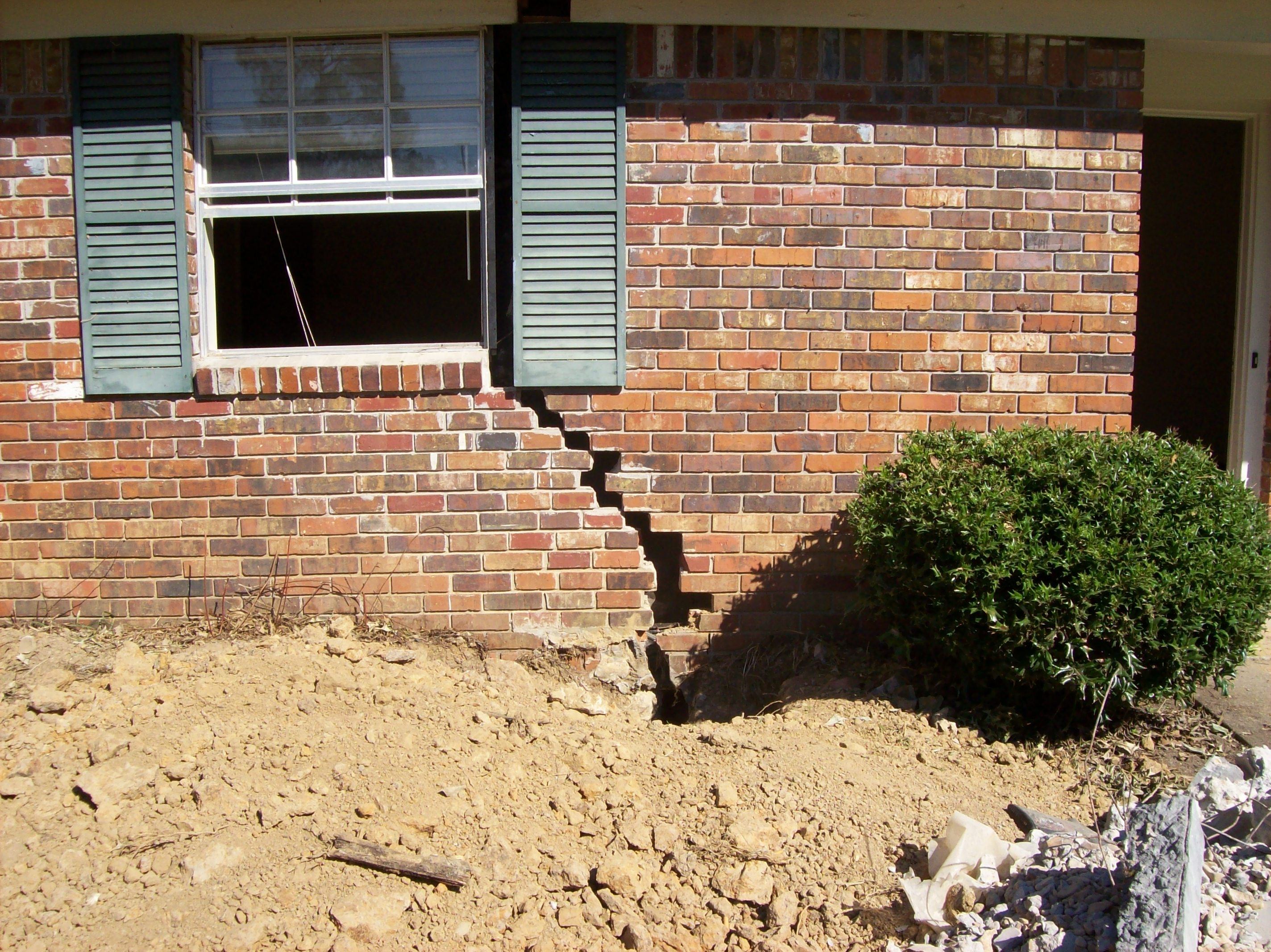 Subsidence Damage Repairs - Structural Repairs, Property Restoration Services