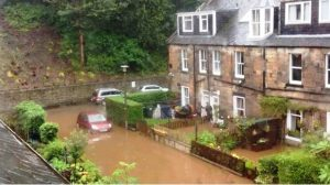 Flood Damage Repairs Edinburgh, Property Restoration Services
