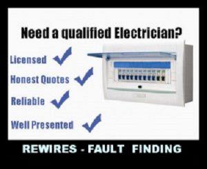 Electricians Edinburgh, Local Electricians, Property Restoration Services
