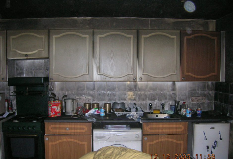 Fire Damage Repairs In Edinburgh - Property Restoration Services