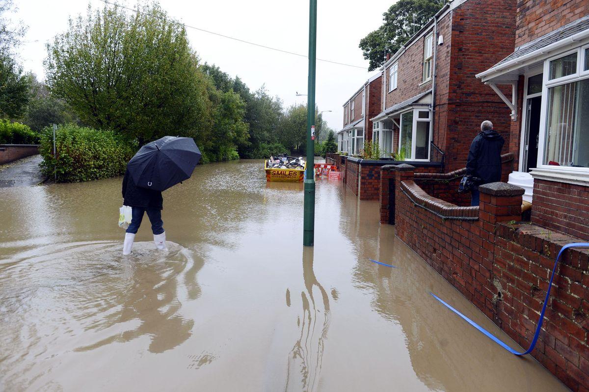 Property Restoration Services - Flood Damage Repairs