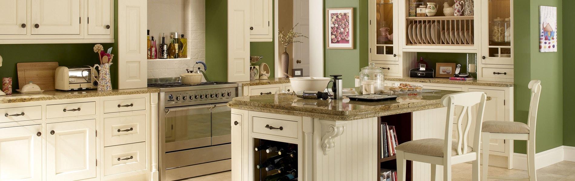 Property Restoration Services Kitchen Renovations