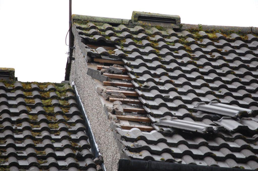 Storm Damage Repairs, Roof Repairs, Property Restoration Services Edinburgh