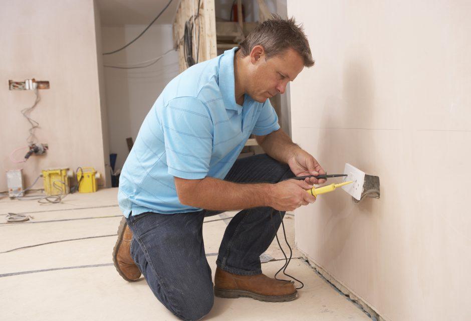electrical division Edinburgh, Property Restoration Services
